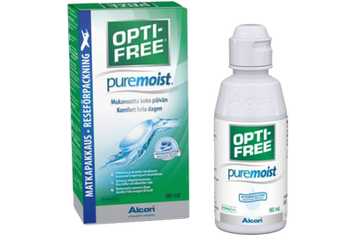 OPTI-FREE PureMoist (90ml)