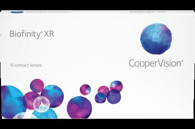 Biofinity XR (6 linser)