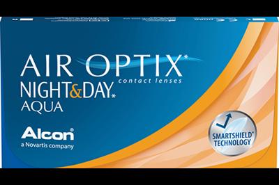 AIR OPTIX NIGHT&DAY AQUA (3 linser)